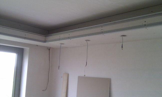 Re: Koofverlichting in verlaagd plafond